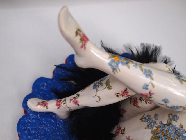 ceramic legs
